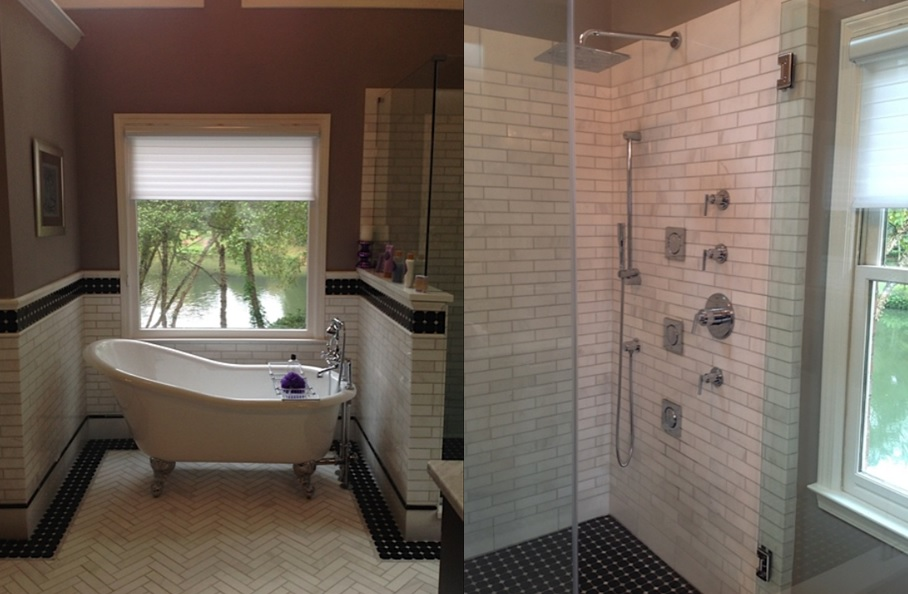 A Recent Custom Master Bath Remodel That Falls Under The High End Category