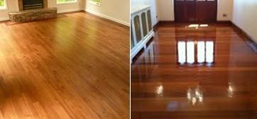 Hardwood flooring trends alpharetta roswell milton - Satin vs semi gloss ...