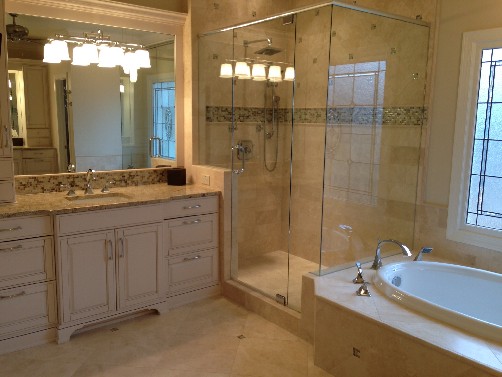 Master bath trends part 1 alpharetta roswell milton for Master bath remodel trends