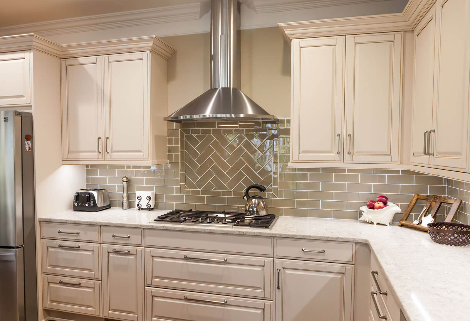 Traditional Kitchen Cheryl Pett Design