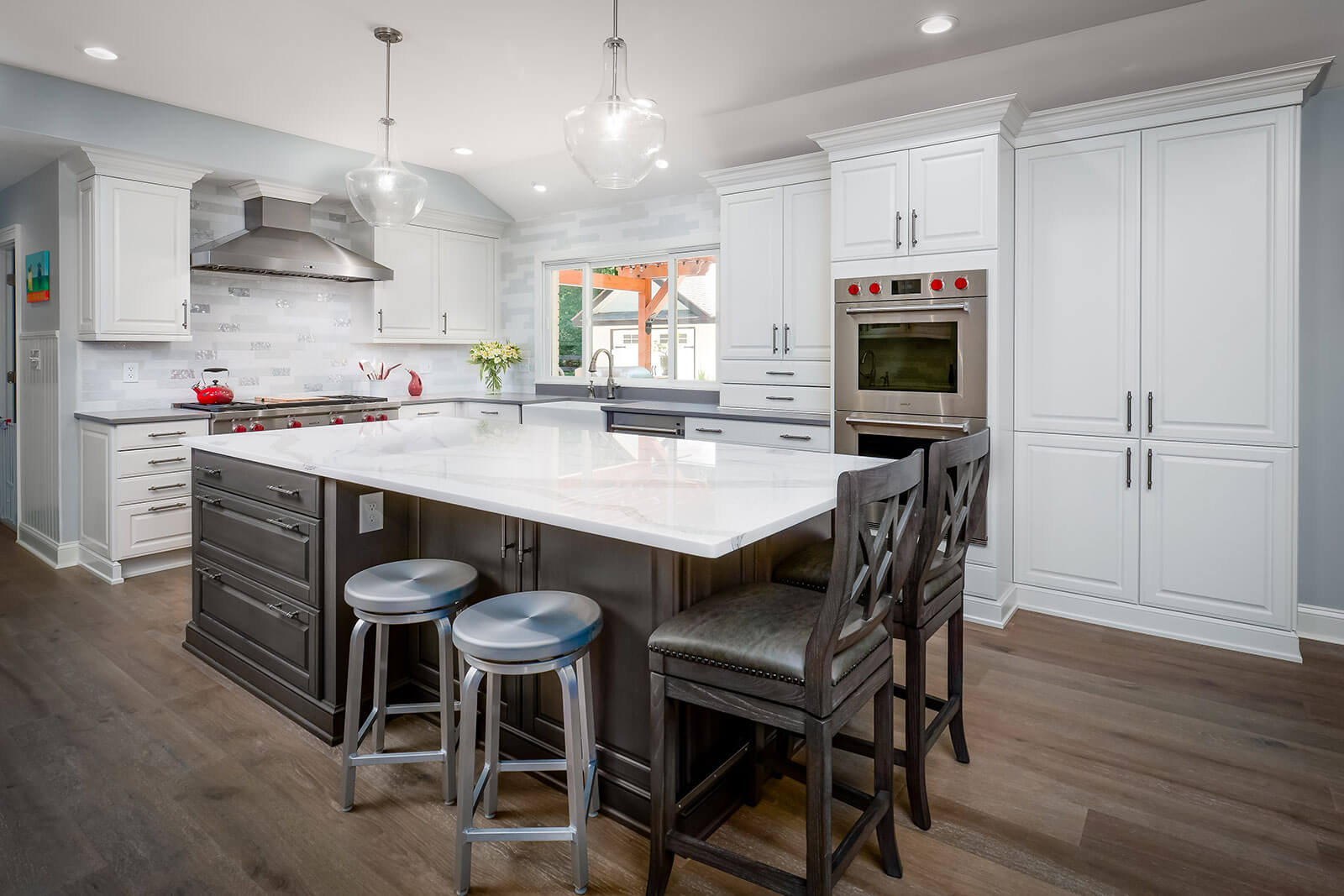 Brookfield West Gourmet Kitchen Cheryl Pett Design
